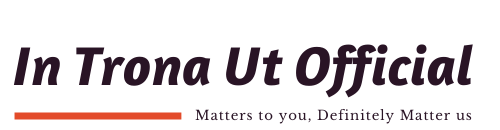 In Trona Ut Official